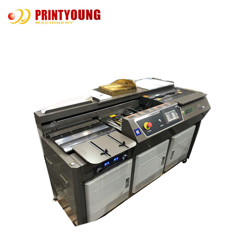 450books/hr Hot Melt glue binding machine For Book Magazine